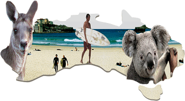 Visitors coming to Australia Downunder
