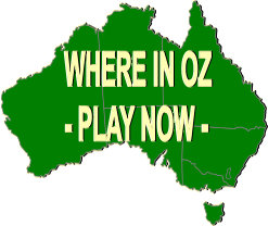Where In Oz Is That Australia My Land Locality Game