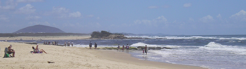 Queensland Sunshine Coast Beaches