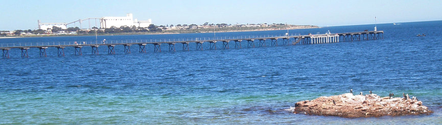 The Eyre Peninsula